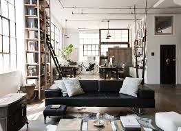 New York Style Home Decor Industrial Influence In The Adorable Industrial Home Decor Ideas