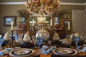 Dining Room Table Settings Ideas by Table Setting Ideas For Thanksgiving Dinner Tall Ceiling And