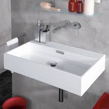 bathroom ideas glass wall mount small bathroom sinks in stone