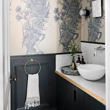 Downstairs Bathroom Decorating Ideas Cloakroom Ideas Ideal Home
