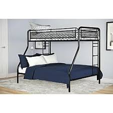 Futon Bunk Bed With Mattress Bedding Dorel Twin Over Futon Bunk Bed With Mattresses Black
