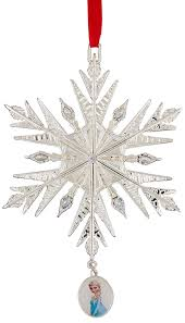 lenox disney s frozen elsa s snowflake ornament home