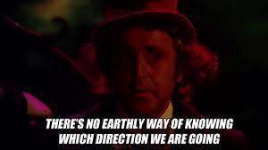 Willy Wonka And The Chocolate Factory Meme - creepy willy wonka tumblr