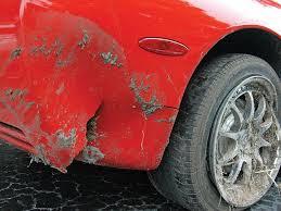 are all corvettes made of fiberglass c5 corvette repair how to fix 97 04 corvette damage