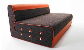 Orange Sofa Bed by Luxury Furniture Design Idea Modern Sofa Bed