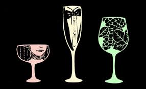 Types Of Wine Glasses And Their Uses About Glass Punch Coupe D U0027état The Rise And Fall Of The Champagne Flute