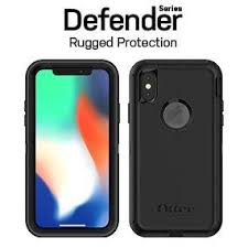 Otterbox Defender Series Rugged Protection Amazon Com Otterbox Defender Series Case For Iphone X Only