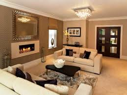 Paint Pastel Cream Color Scheme White Ceilings Chocolate Wall - Cream color living room