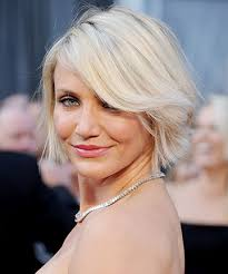 hairstyles for super fine hair cameron diaz fake thickness and volume with the best haircuts for