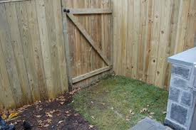 How To Plumb A House by How To Install A Fence How Tos Diy