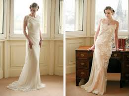 rustic style wedding dresses the simple design of a rustic