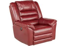 Red Armchairs For Sale Living Room Reclining Chairs Rocker U0026 Power Recliners
