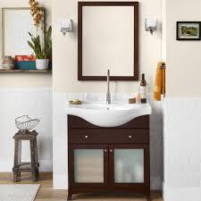 Space Saver Bathroom by Vanities 25 Inches Under Wayfair 24 Single Bathroom Vanity Set