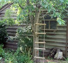 ladder tree swing tree swing
