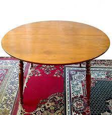 ETHAN ALLEN VINTAGE ROUND MAPLE DINING ROOM TABLE SOLD Passion - Ethan allen maple dining room table