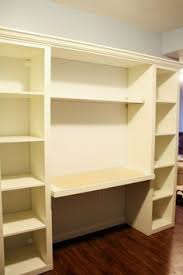 Book Case Desk How To Build Your Own