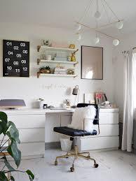 white gold office chair white gold office reveal lust living