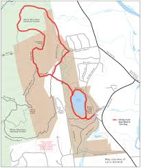 High Cliff State Park Map by Hiking To Cathedral Ledge In Winter U2013 Nh State Parks