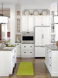 10 ideas for decorating above kitchen cabinets not sure what to
