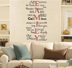 Quotes For Dining Room by Awesome Dining Room Vinyl Wall Quotes 20 For Your Small Glass