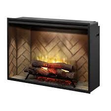 dimplex north america rbf42 revillusion electric fireplace ebay