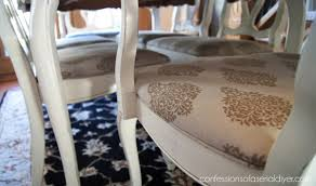 dining table makeover take one confessions of a serial do it