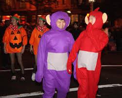 Teletubbie Halloween Costume U0027s Photos Newyorkcity Teletubbies Flickr