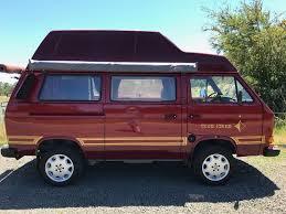 volkswagen vanagon lifted 1987 volkswagen club joker westfalia vanagon bus westfalia eurovan