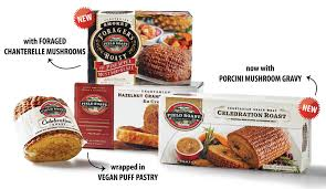 new gourmet vegan roasts this field roast