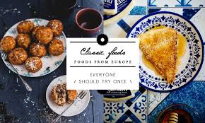 cuisine ur鑼re et des desserts foodie traveler 到歐洲旅行必吃的14種當地小吃 a day magazine