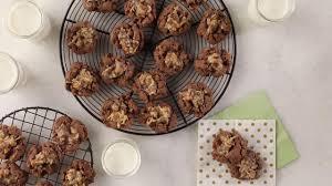 german chocolate thumbprint cookies recipe allrecipes com