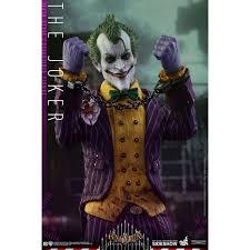 arkham city calendar man halloween batman arkham asylum the joker sixth scale figure