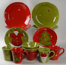 christmas dinnerware vietri italy pallini 16 dinnerware set at