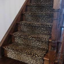 Leopard Print Runner Rug Charming Animal Print Runner Rug With Leopard Print Stair Runner