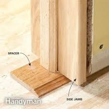 Laminate Flooring Door Frame Interior Door Jamb Sessio Continua Interior Designs