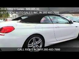 2014 bmw 640i convertible 2014 bmw 6 series 640i xdrive awd 2dr convertible for sale i