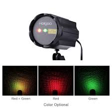 Projector Christmas Lights by Holigoo Red U0026 Green Laser Control Wireless Lotus Christmas Lights