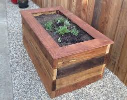 Free Wood Box Plans by 17 Best 1000 Ideas About Planter Box Plans On Pinterest Diy