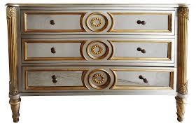 gold dresser white and gold dresser home design ideas