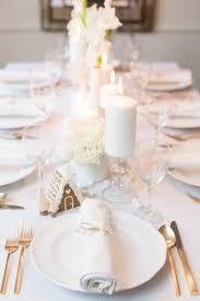 simple christmas table settings awesome diy christmas table decorations and settings centerpieces