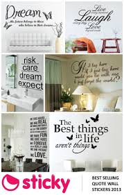 16 best live laugh love images on pinterest live laugh love sticky our best selling quote wall stickers based on sales