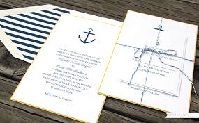 checkerboard wedding invitations nautical inspired wedding invitation solutions
