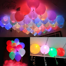 glow in the balloons led helium balloons door delivery book my balloons