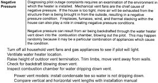 what to do if pilot light goes out on stove troubleshoot water heater thermopile