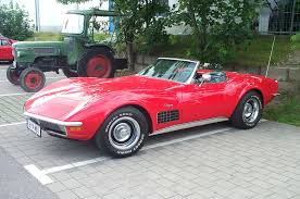 corvette cabrio chevrolet corvette c3 1967 1975 stingray cabrio geseh flickr