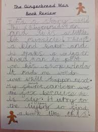 gingerbread man writing paper may 2016 year 1 missie 19 5 16