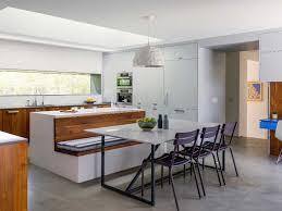kitchen island with bench remarkable island kitchen bench designs ideas best ideas