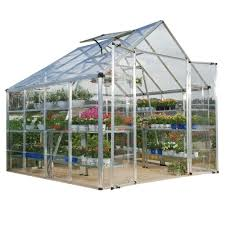 Greenhouse Floor Plans by Greenhouses U0026 Greenhouse Kits Garden Center The Home Depot