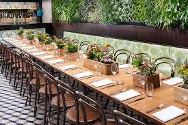 Royal Botanical Gardens Restaurant Function Rooms Bistro Bar The Botanical South Yarra