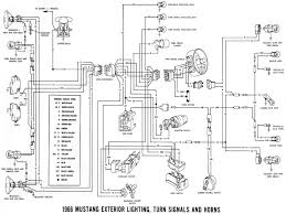 1966 ford mustang wiring diagram ford schematics and wiring diagrams